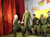 Армейский КВН Войсковая Часть г. Гусиноозерска 2010-2011 г. ( часть 1)