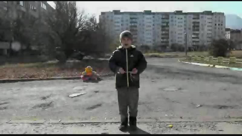 В День памяти жертв ДТП ставропольские воспитанники детского сада обратились к водителям в трогательном видеоролике
