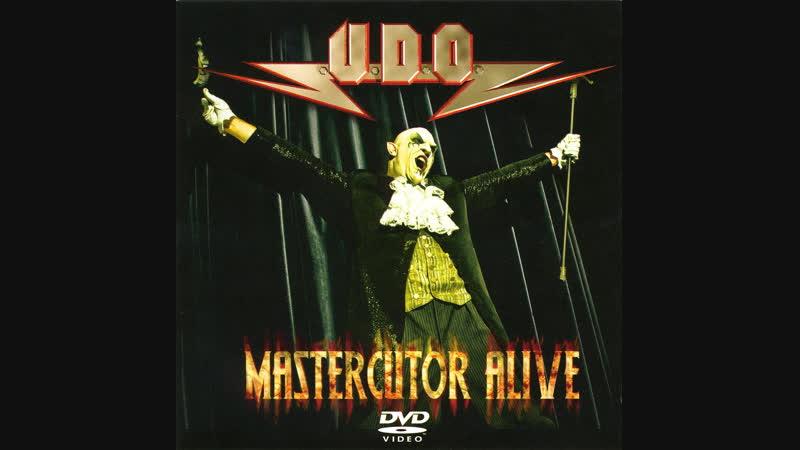 UDO - 2008 - Mastercutor Alive (Full Concert)