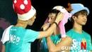 Fancam 110910 SHINee Jonghyun - Cute moment in SWC Singapore