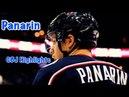 Artemi Panarin - Highlights In Columbus Tribute