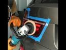 Полировка фонарей BMW X5 E70
