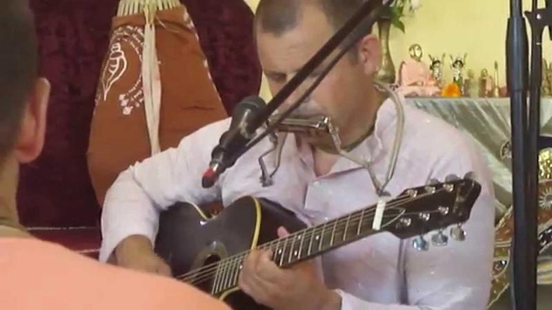 Киртан (рок-н-рол), Махапуруша прабху (Ярославль 2014)