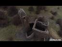 Замок в горах Чечни. Икал-Чу. Castel Ikal-Chu.
