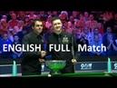 Ronnie O'Sullivan vs Kyren Wilson - (full match) Champion of Champions Snooker 2018 (Final)
