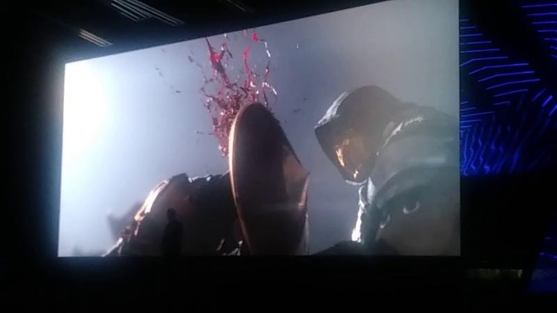 Mortal Kombat 11 Live Reaction (Video Game Awards)