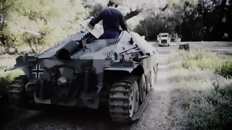 Внутри танка - Неудобный Хетцер