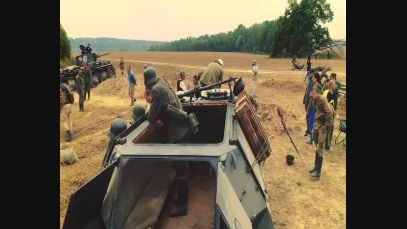 Наши танки в кино