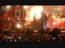 40 тысяч человек кричат «Карди, прости Оффсета» на концерте 21 Savage