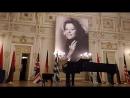 Гала-концерт открытия XII Международного конкурса юных вокалистов Елены Образцовой в Малом зале Санкт-Петербургской филармонии