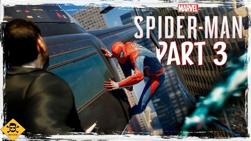 АТАКА ДЕМОНОВ ★ part 3 ★ ПРОХОЖДЕНИЕ Marvel SPIDER MAN