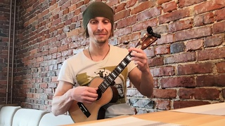 Jingle Bells - Ukulele TUTORIAL (with and without chords) + TABs