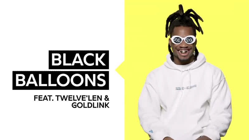 Denzel Curry BLACK BALLOONS 13ALLOONZ Official Lyrics Meaning Verified RUS SUBS