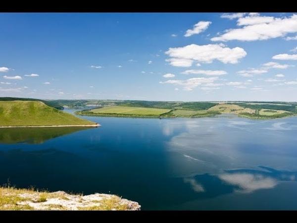 Бакота – затоплена українська Атлантида (7 природных чудес Украины)