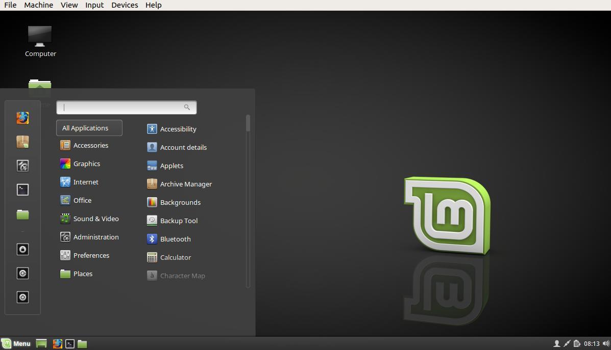 Дистрибутив linux для хостинга определить хостинг сайта