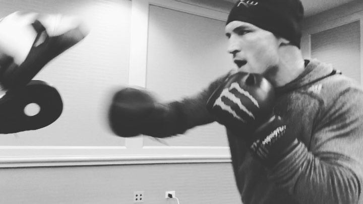 "Michael Chandler on Instagram: ""Weight cut flow with @marques_155 - mma ironmichael successnotperfection"""