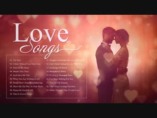 Classic romantic love songs 70s 80s 90s playlist - greatest hits love songs of all time