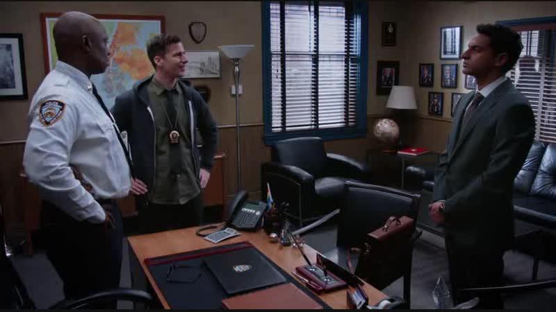 Бруклин 9-9 S06E07 - Когда не понял, что происходит(Що я упустил?)