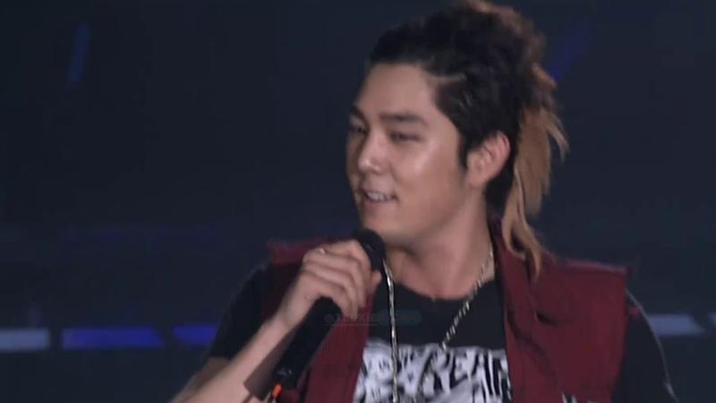 № 16 [HQ] Super Junior SS1 Seoul DVD - Kangin 룩셈부르크 Luxembourg (ft. 시원, 성민, SD LT)
