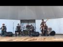 """Открытие фестиваля Open Air Fest в Литературном квартале. Группа """"Изумруд"""""""