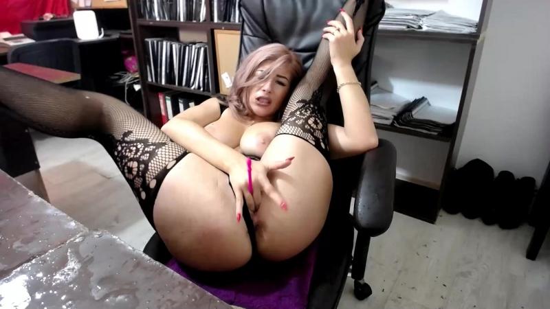 азиатка мастурбирует перед веб - 6
