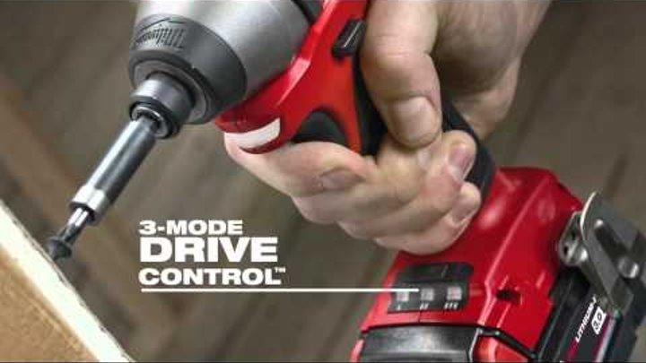Milwaukee® Powertools M18 FUEL™ 18v 1 4 Hex REDLITHIUM ION™ Impact Driver