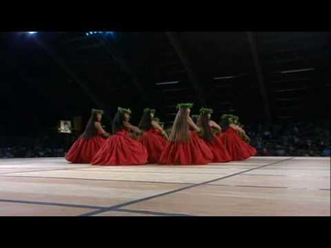Merrie Monarch 2009 - Halau Hula O Hokulani - Wahine Kahiko