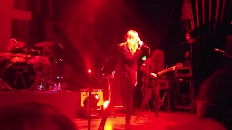 The Pretty Reckless - Follow Me Down, Since You're Gone Oh My God (The Depot)