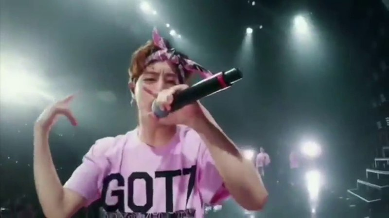 GOT7 in Japan Video Edited by BamBam