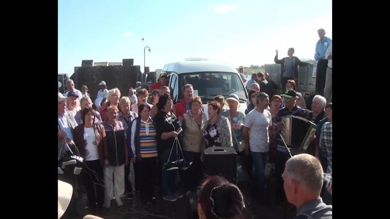 Рейс Памяти по затопленным селам и деревням Новоселовского района
