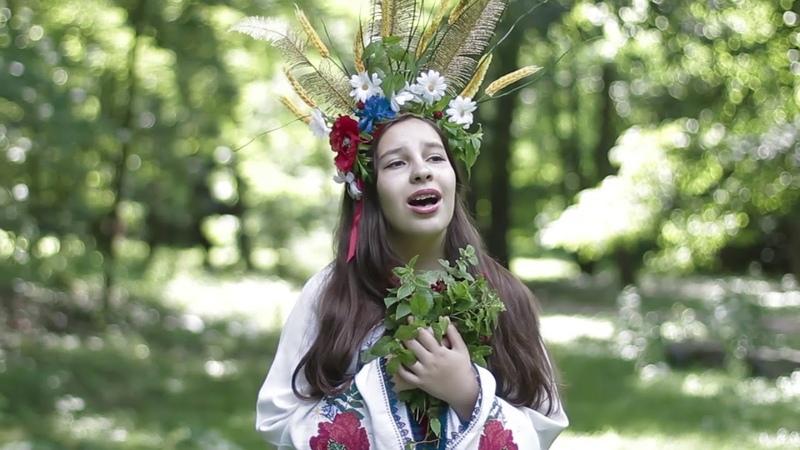 Olena Demchenko - Vershe miy vershe (Верше, мій верше українська народна пісня)