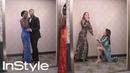 InStyle Globes Elevator Timelapse 2019 Golden Globes Elevator InStyle