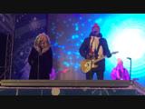 #Группа Революция#Ягунов#площадь Куйбышева#новыйгод2019#самара#в новогоднюю ночь была премьера новой песни# Самара-победим#