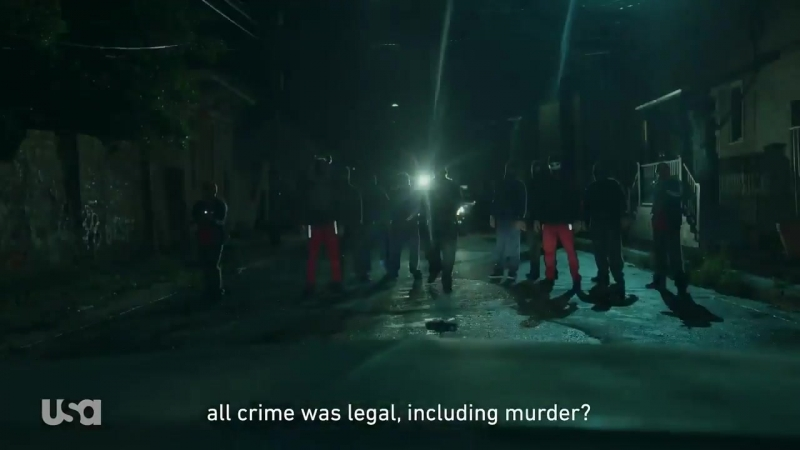 The Purge First Look Featurette