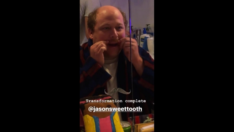 Jason sweet tooth