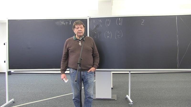 Александр Белавин Теория Суперструн и многообразия Калаби-Яу-1