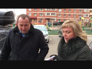Общественная проверка, мкрн. Дзержинский 15.11.2018