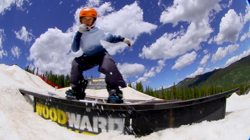 Shred Bots Camp @ Woodward Copper