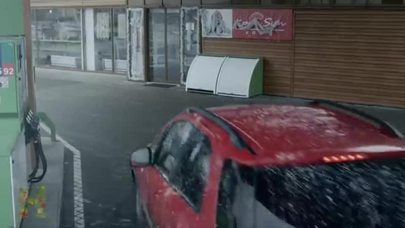 Зимняя новинка NEW 2018🎄По белому снегу REMIX 🎤 Классная песня mp4