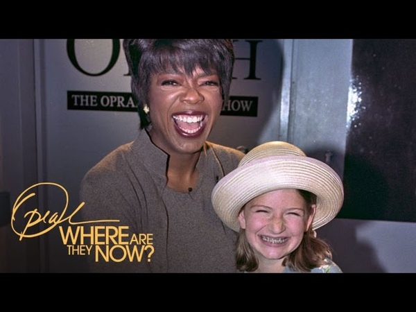 Follow-Up: The Cheerios Girl Who Warmed Oprah's Heart | Where Are They Now | Oprah Winfrey Network