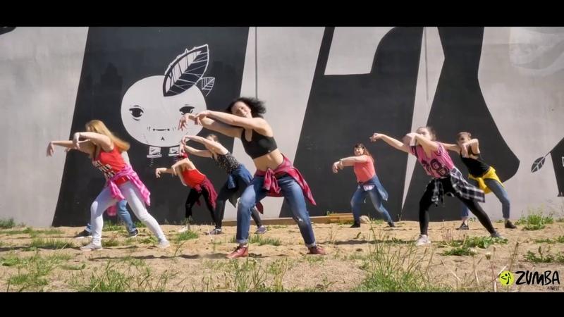 Зажигательный танец Зумба Минск| Zumba Bailando