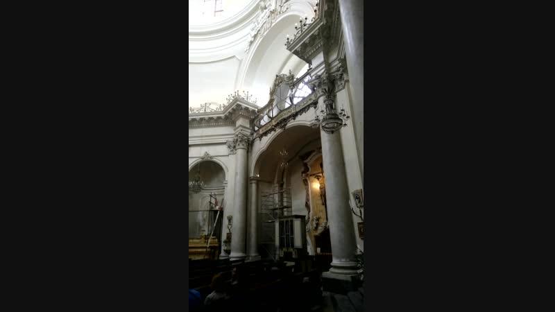 Катания, капелла Санта Агата