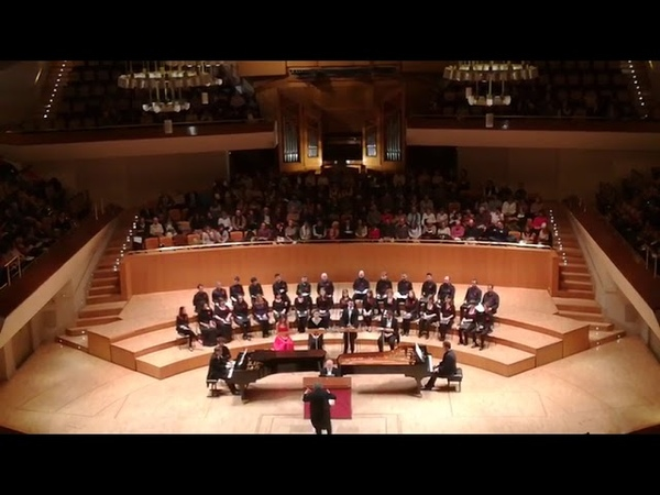 Xabier Anduaga - Domine Deus - Petite Messe Solennelle - Madrid