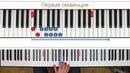 4. Первая секвенция. Новинка! Курс Техника игры на фортепиано