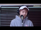 180503 Jinho, Edawn, Wooseok &amp Eric, Kevin, New ( The Boyz) @ Jung Oh's Hope Song Radio