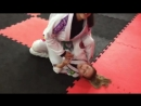 Jiu Jitsu Gogo Plata from Top Half Guard