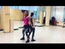 Bachata связка. Школа танцев «Future Salsa». Москва