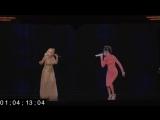 Новые технологии новаторское выступление дуэта Кристины Агилеры с голограммой Уитни Хьюстон 2016