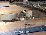 Мёртвая петля Ольги Корбут, СССР.  Никто и никогда не смог это повторить!