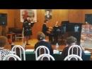Играю на двух инструментах III Открытый фестиваль учащихся отделов общего фортепиано. Выступает Эйфир Альбина. Концертмейстер Э.